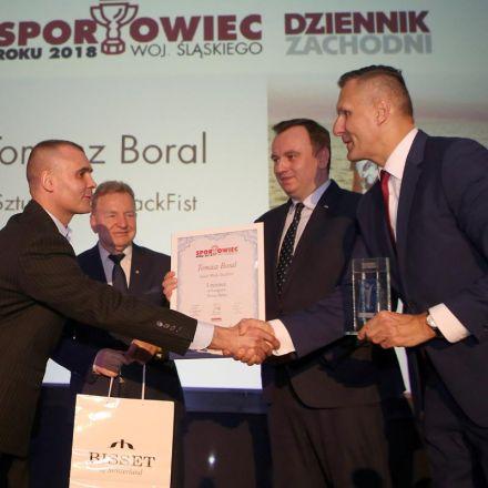 Laureat Plebiscytu Dziennika Zachodniego Sportowiec Roku - Trener Roku 2018_4