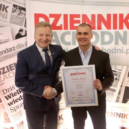 Laureat Plebiscytu Dziennika Zachodniego Sportowiec Roku - Trener Roku 2018_8